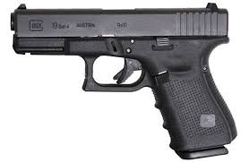 Glock 17 Gen 4, 9mm Same gun used by the shooter of the Virginia Tech shooting from 2007.