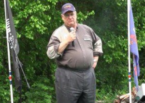 NRA (National Rifle Association) President Jim Porter